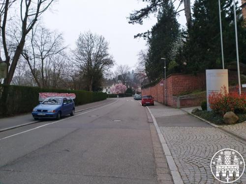 Lorettokrankenhaus, 21.03.2020